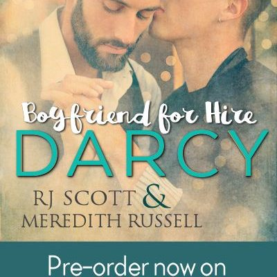 Darcy (Boyfriend For Hire #1)