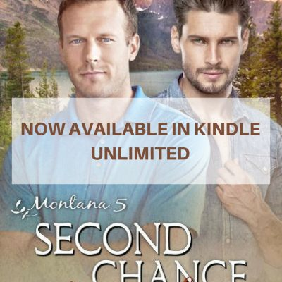 Second Chance Ranch (Montana #5) Now Available In Kindle Unlimited