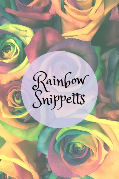 Rainbow Snippets – September 16