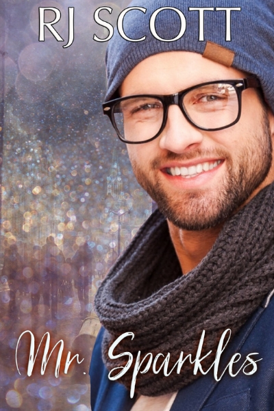 Mr Sparkles, RJ Scott, MM Romance, Gay Romance, Christmas