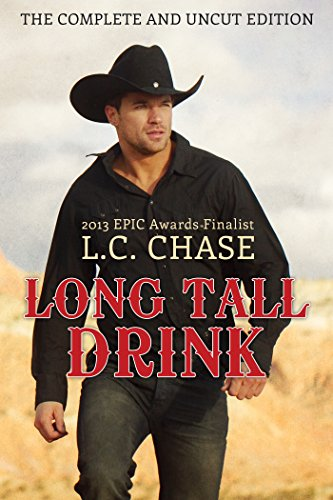 LC Chase, Long Tall Drink, MM Romance