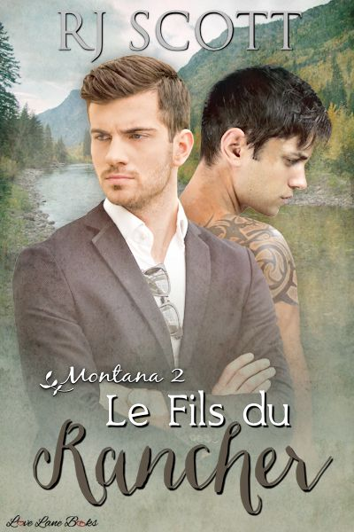 Le Fils du Rancher MM Romance RJ Scott