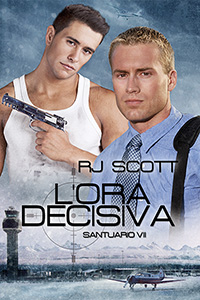 Santuario RJ Scott MM Romance Author