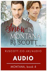 Snow In Montana in Audio books from RJ Scott - MM Romance Author
