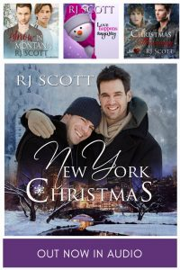 Books in Audio from RJ Scott - MM Romance Author