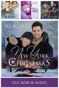 Books in Audio from RJ Scott - MM Romance Author