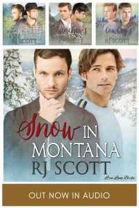 Snow In Montana in Audio books from RJ Scott - MM Romance Author