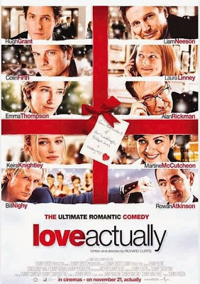 Love Actually, Christmas, RJ Scott, Gay Romance