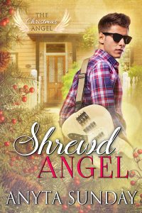 Shrewd Angel, Anyta Sunday, Gay Romance, RJ Scott