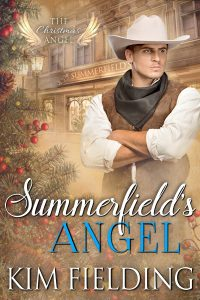 Summerfield's Angel, Kim Fielding, RJ Scott, Gay romance