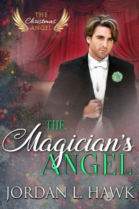 The Magician's Angel, Jordan L. Hawk, Gay Romance, RJ Scott