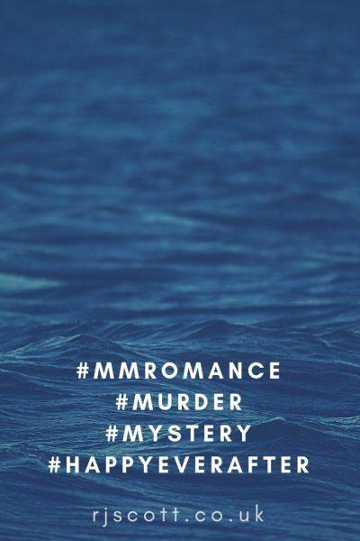 Murder Mystery Romance from RJ Scott, Gay MM Romance Author