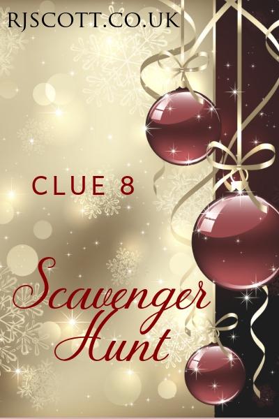 Scavenger Hunt – Day 8