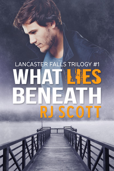 What Lies Beneath, RJ Scott, MM Romance, Gay Romance