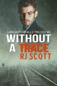 Without A Trace, RJ Scott, MM Romance, Gay Romance