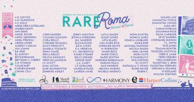 ROME - SEPTEMBER 28 - RJ SCOTT USA TODAY Bestselling Author of Gay MM Romance