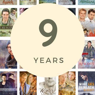 Nine years!
