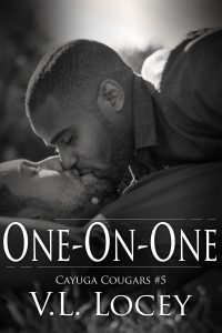 One-On-One, V.L. Locey, MM Romance, Hockey Romance