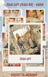 Texas Gift Audio, RJ Scott, MM Romance