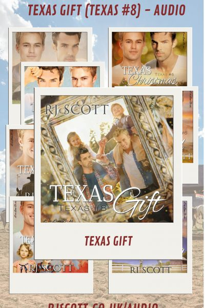 Texas Gift Audio, RJ Scott, MM Romance