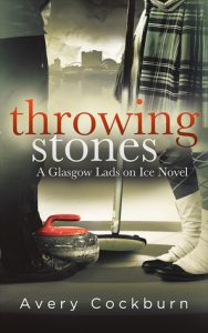 Throwing Stones, Avery Cockburn, MM Romance, Gay Romance