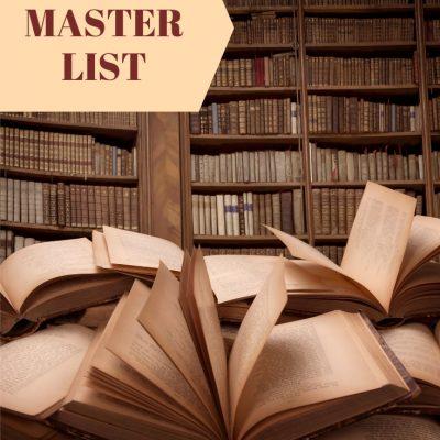 Master List of all RJ Scott books