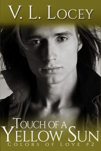 V.L. Locey, Touch Of A Yellow Sun, Hockey Romance, MM Romance