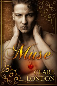 Clare London, MM Romance, Muse