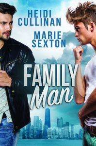 Family Man, Heidi Cullinan, Marie Sexton, MM Romance