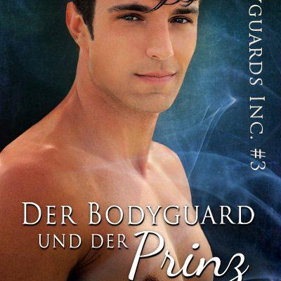 Der Bodyguard und der Prinz, RJ Scott USA Today best selling authors of Gay MM Romance