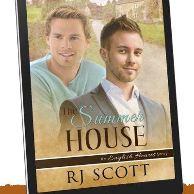 RJ Scott, Gay Romance, MM Romance, The Summer House