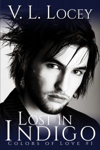 V.L. Locey, Lost In Indigo, MM Romance, Gay Romance