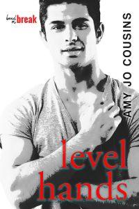 Level Hands, Amy Jo Cousins, MM romance