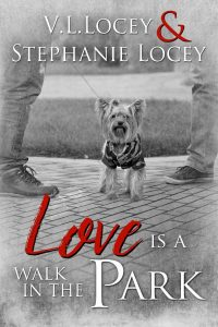 Love is A Walk In The Park, V.l. Locey, Stephanie Locey, Gay Romance