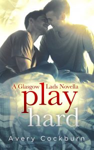 Play Hard, Avery Cockburn, Gay Romance