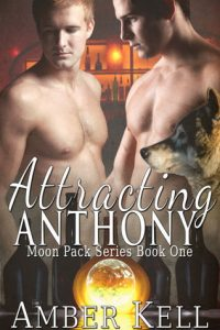 Attracting Anthony, Amber Kell, MM Romance