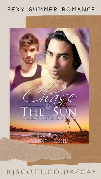 Sapphire Cay - RJ Scott & Meredith Russell, MM Romance Sexy Summer Romance
