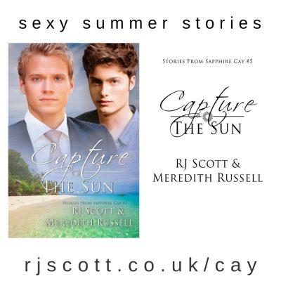 Sapphire Cay - RJ Scott & Meredith Russell, MM Romance