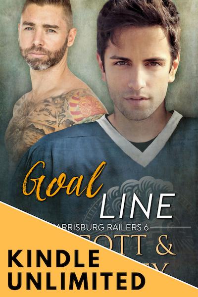 MM Hockey Romance - RJ Scott & VL Locey, MM Romance authors
