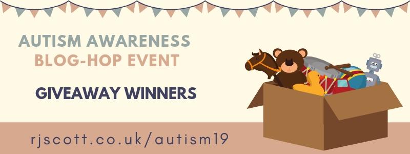 RJ Scott, Autism Awareness Blog Hop