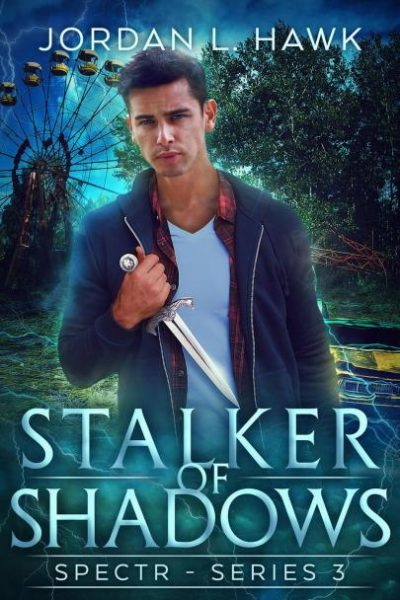 Stalker of Shadows Jordan L Hawk - review from RJ Scott MM Romance Author