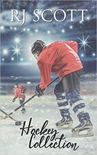Hockey Collection Paperback - RJ SCOTT MM romance Author