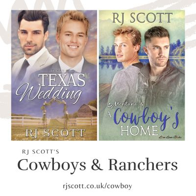 Cowboys and Ranchers from RJ Scott MM Romance Author
