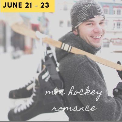 MM Hockey Romance RJ Scott VL Locey Instagram competition