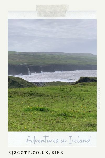 Wild Atlantic Way, Western Ireland, Eire, RJ Scott MM Romance Author
