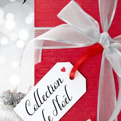 Collection de Noël – maintenant disponible en livre de poche