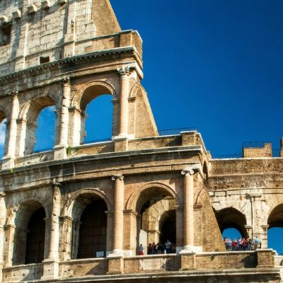 Things I want to see in Rome – RJ