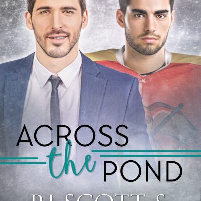RJ Scott, V.L. Locey, MM Romance, Hockey Romance