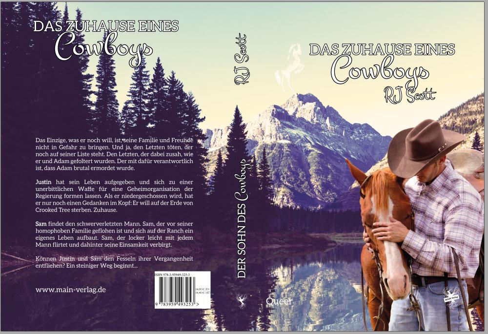 RJ Scott, Gay Romance, Das Zuhause eines Cowboys