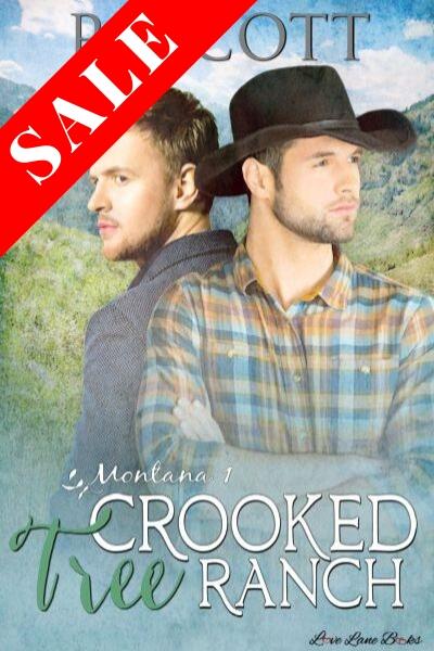 MM Romance, Montana Series, Crooked Tree Ranch, RJ Scott, Gay Romance